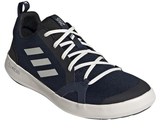 hot sale online official amazing selection adidas TERREX ClimaCool Boat Shoes Men collegiate navy/core white/core black